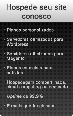 hospedagem de sites on3w