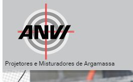 Webdesign site ANVI – SP